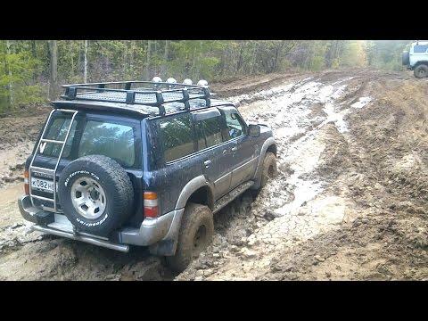 Тест BFGoodrich All Terrain по грязи