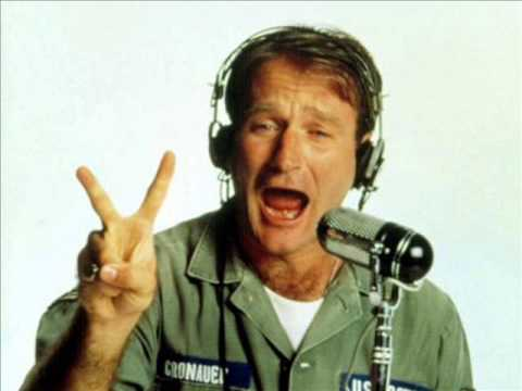 Good morning, Vietnam -  Score by Alex North