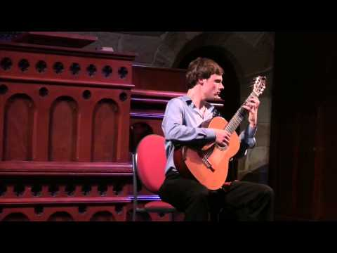 Spanish Guitar Recital - Andrew Blanch