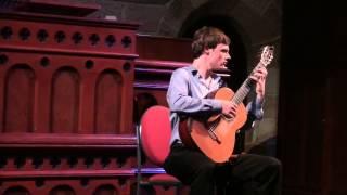 Spanish Guitar Recital - Andrew Blanch