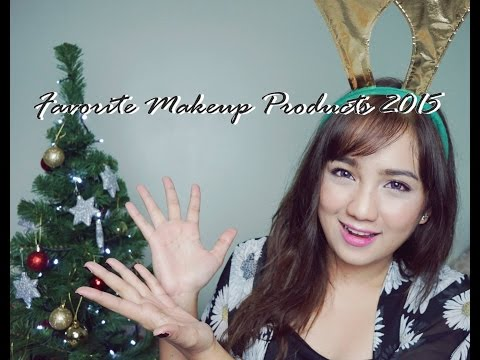 GypsyFang : Favorite Makeup Products Of The Year 2015