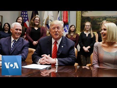 Donald Trump Calls Astronauts During First All-Female Spacewalk