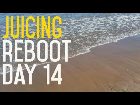 Juice Reboot Day 14 - Short Term Pain Long Term Gain