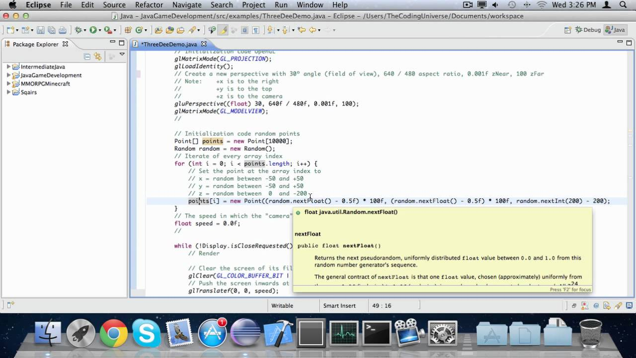 15 opengl 3d with gluperspective lwjgl tutorials youtube 15 opengl 3d with gluperspective lwjgl tutorials baditri Gallery