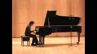 강한솔 - 바흐 평균율 Bb Major - J.S.Bach WTC BWV.866 (Pf. Hansol Kang)