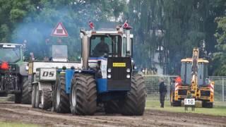 Самые мощные трактора - Кировец против Ford