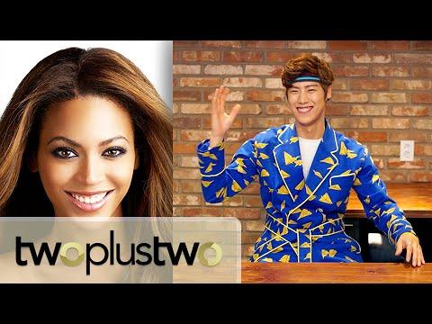 Korean Celebrities Pronounce Western Celebrity Names FEAT. A.CIAN (에이션)