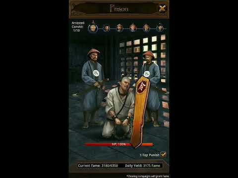 Be The King Mobile Game - Login Routine And Walkthrough