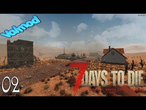 7 Days To Die - Valmod - Military Base Raid (2)