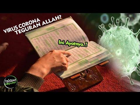 Bukti Kebenaran Virus Corona, Sudah Tertulis dalam Alquran?