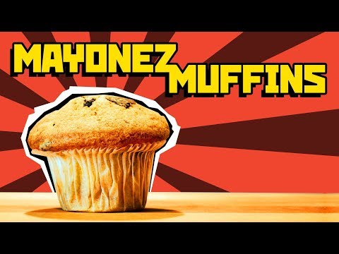 Mayonez Muffins with Anatoli (Vidme version) - Cooking with Boris