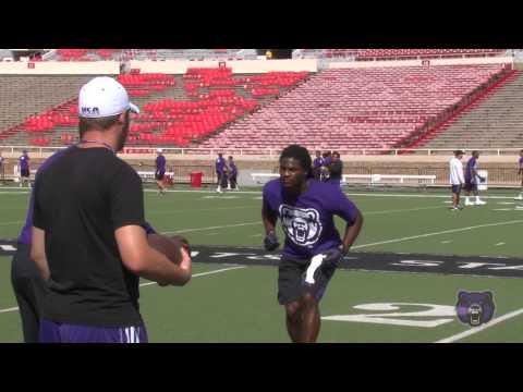 Football: Texas Tech Walkthrough