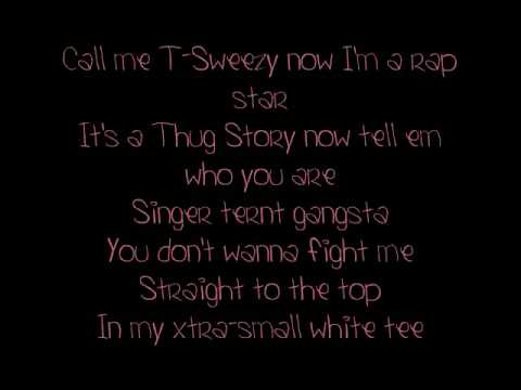 Thug Story Lyrics - T-pain & T-swift.