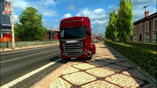 Euro ruck Simulator 2 - ETS 2 Mods Reviews Improved Truck Physics Mod│NetstocGaming