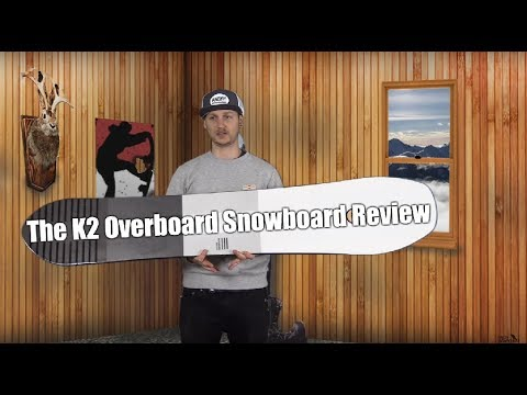 Overboard 2020 Review.The K2 Overboard Snowboard Review
