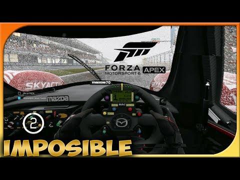 LA CARRERA IMPOSIBLE...INFIERNO VERDE... | FORZA MOTORSPORT 6 APEX #14 | DEWRON