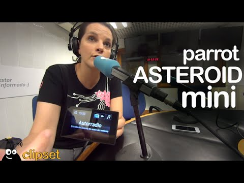 Parrot Asteroid mini review VideoCast YouTube