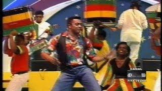 Olodum - Requebra - Criança Esperança 1994
