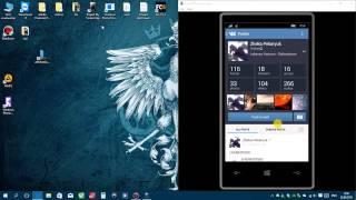 Как установить Android приложение (APK) на Windows 10 Mobile + Обзор ВК