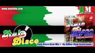 Video ITALO DISCO BEAT MIX 1 - By DjMax (New Generation) download MP3, 3GP, MP4, WEBM, AVI, FLV Desember 2017