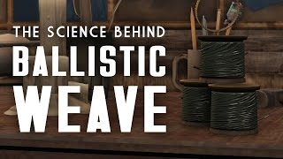 The Science Behind Ballistic Weave - How to Choose the Best Armor to Go With It - Fallout 4