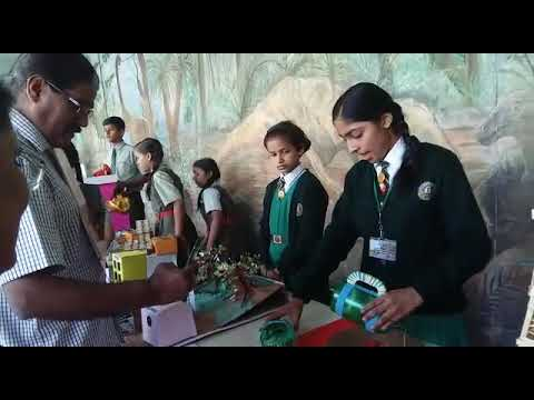 'BEST OUT OF WASTE'  EXHIBITION CUM COMPETITION