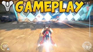 Destiny: SPARROW RACES GAMEPLAY! Tips & Tricks You Might Not Know (Sparrow Racing League)