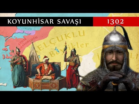 THE OTTOMAN IS ESTABLISHED! || Battle of Bafeus (1302) || Osman Gazi