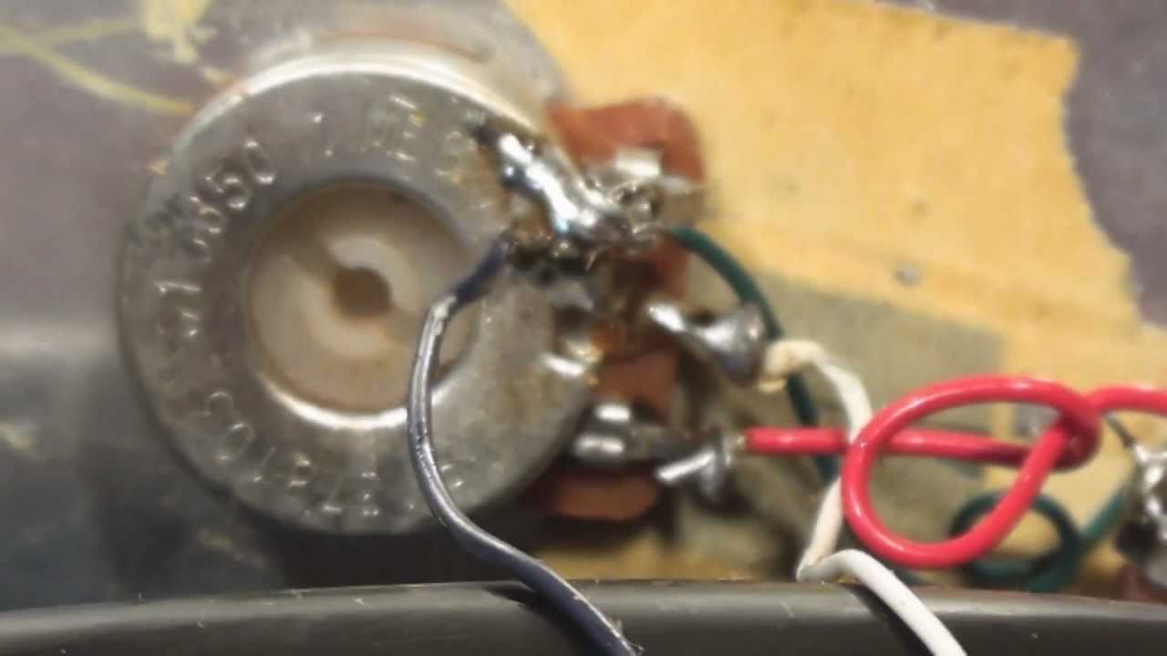 1967 Fender P Bass For Repair Youtube Wiring