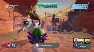 Plants Vs  Zombies - Treasure Chest Achievement