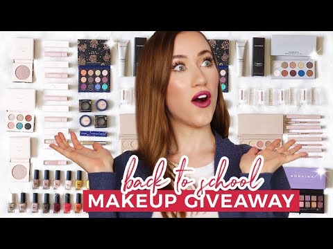 #1 Back To School Makeup Giveaway ? (OPEN) thumbnail