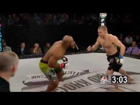 Head Kick Knockout - Misha Cirkunov