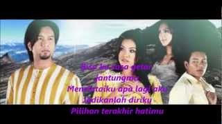 lirik butterfly - dejavu di kinabalu - ost™(cover .mp3) HQ
