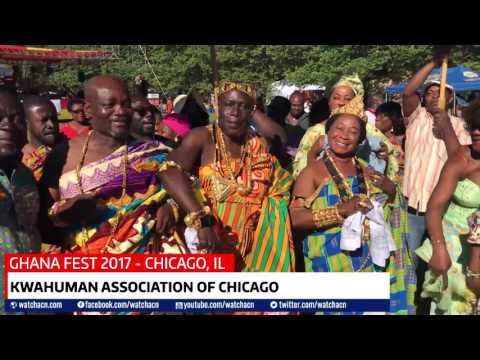 Ghanafest 2017 at Washington Park, Chicago Illinois