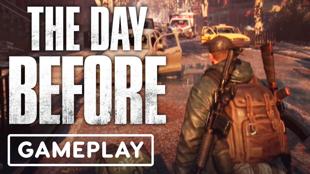 The Day Before - Official Exclusive Combat Gameplay (4K) | IGN Fan Fest 2021