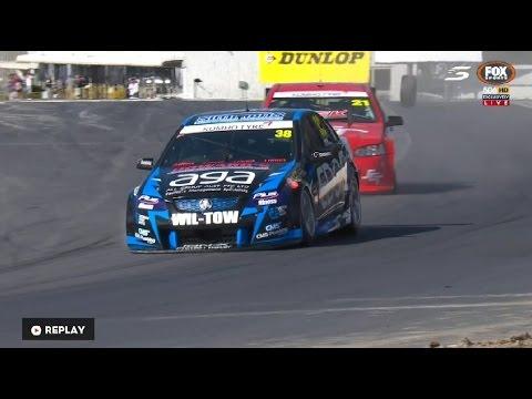 2017 V8 Touring Cars - Winton - Race 3