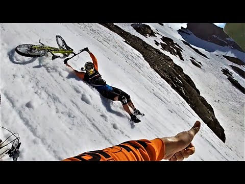 MEGAVALANCHE. What it looks like for the average Joe! an Avalanche of Crashes and Funny stuff (2018)