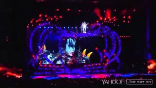 Kiss - God Of Thunder (Live Charlotte 2014)