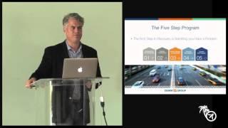 5 Steps to Drive Enterprise Software Security - John Dickson - AppSec California 2016
