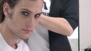 Le charme de Johnny Depp : Tutoriel maquillage Homme - Nec plus Ultra