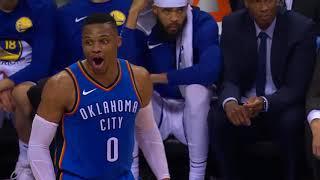 OKC WIN VS WARRIORS | MINI HYPE MOVIE | 11.22.17 2017-18 NBA Season