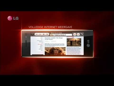 LG Chocolate TV Commercial BL40 + BL20