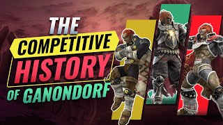 The Competitive History of Ganondorf in Super Smash Bros