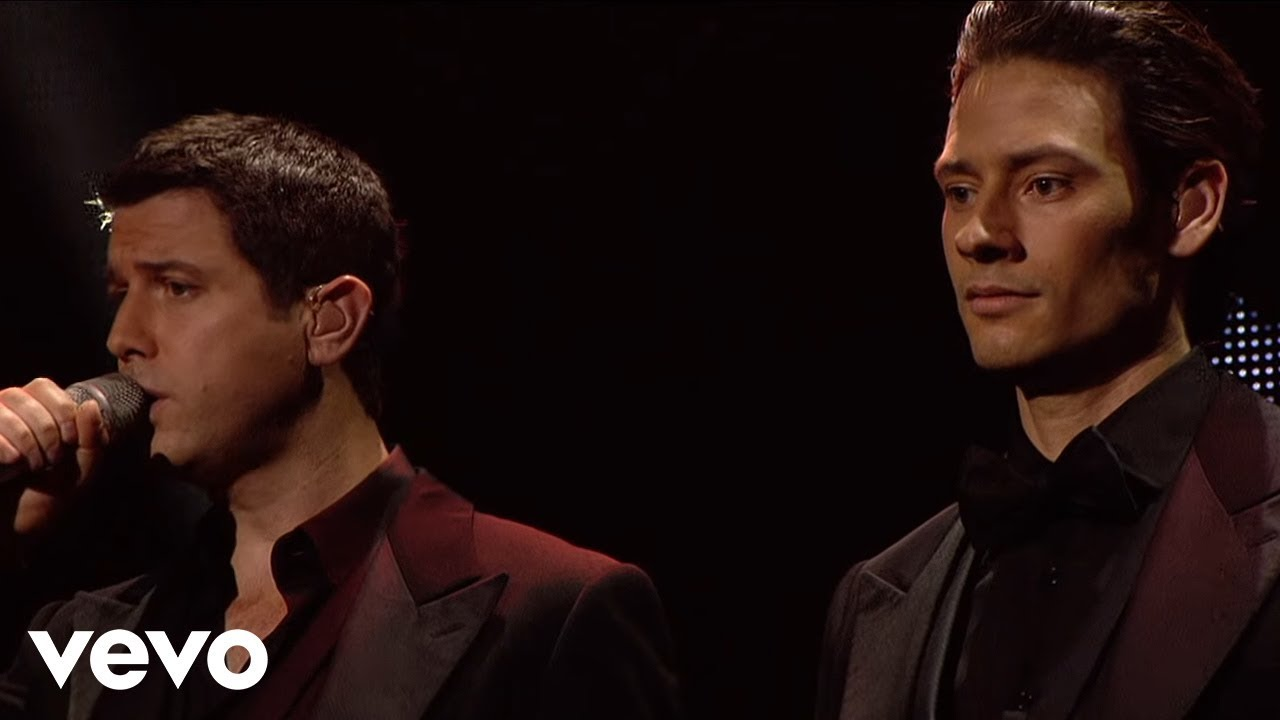 Il divo time to say goodbye con te partir funnycat tv - Il divo meaning ...