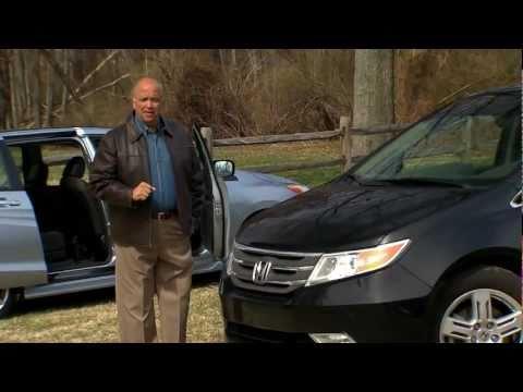Road Test: 2011 Ultimate Minivan Shootout