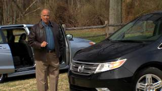 Road Test: 2011 Ultimate Minivan Shootout