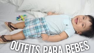 OUTFITS PARA BEBE | BABY BOY OUTFITS