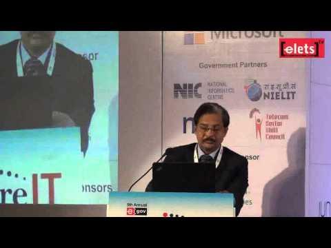 SecureIT 2014 - Inaugural - Dr Ashwini Kumar Sharma, Managing Director, NIELIT