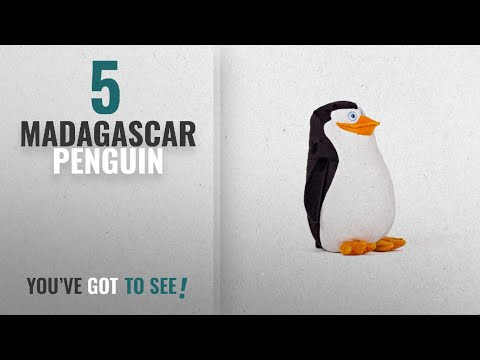 "Top 10 Madagascar Penguin [2018]: 2306 - Skipper - 12"" DreamWorks Animation OFFICIALLY LICENSED"
