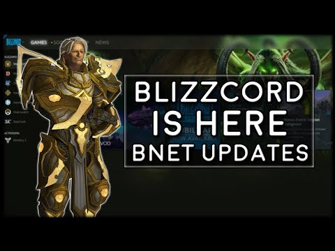 Battle.net Updates - Blizzcord and Appear Offline Finally Available! | WoW Legion News